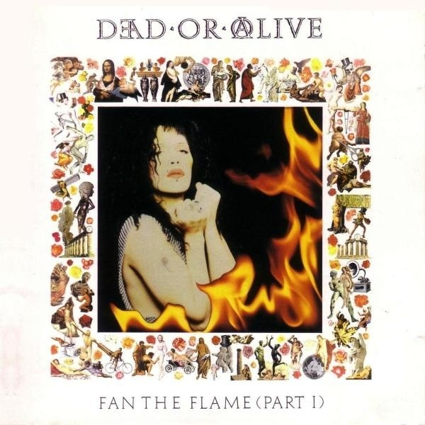 Dead or Alive Fan the Flame (Part 1) cover art