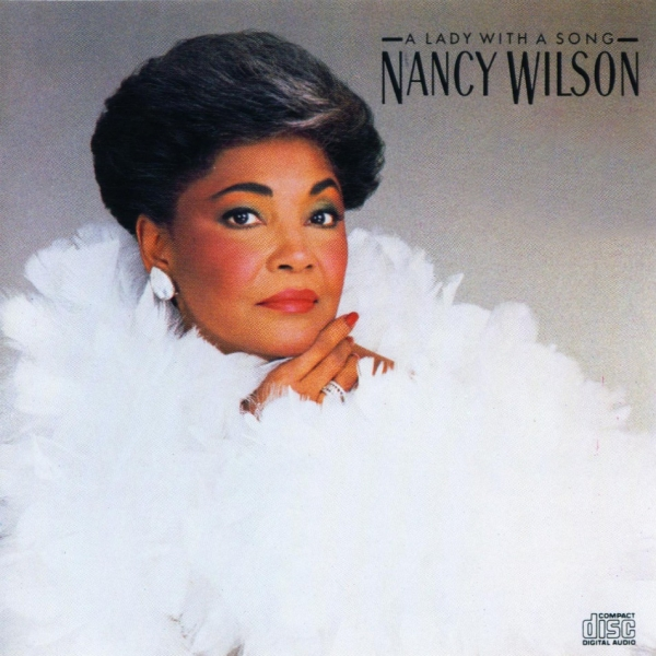 Nancy Wilson A Lady With a Song cover art