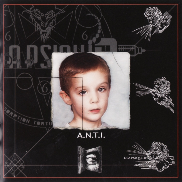 Diapsiquir A.N.T.I. cover art