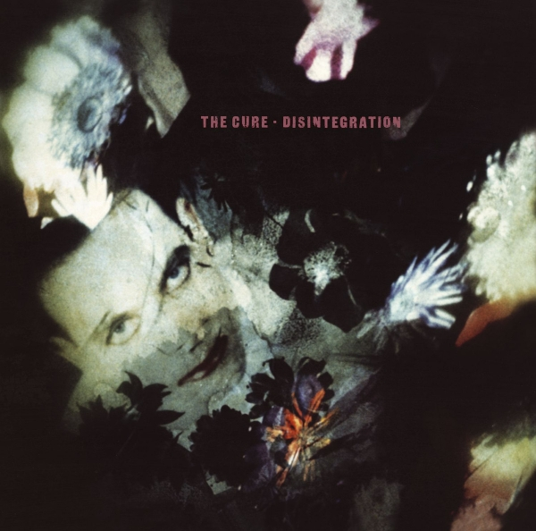 The Cure Disintegration cover art