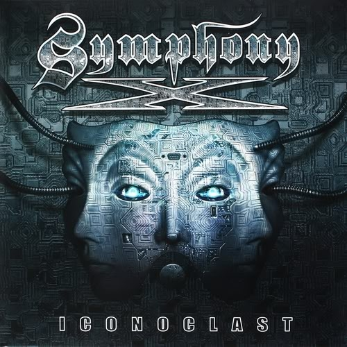 Symphony X Iconoclast cover art