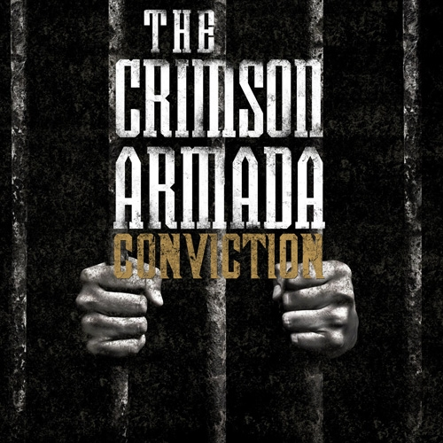 The Crimson Armada Conviction cover art