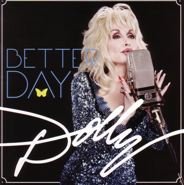 Dolly Parton Better Day cover art