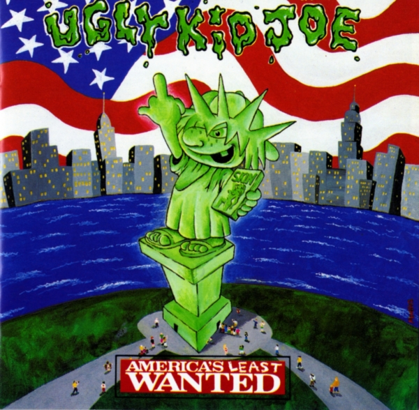 Ugly Kid Joe America's Least Wanted cover art
