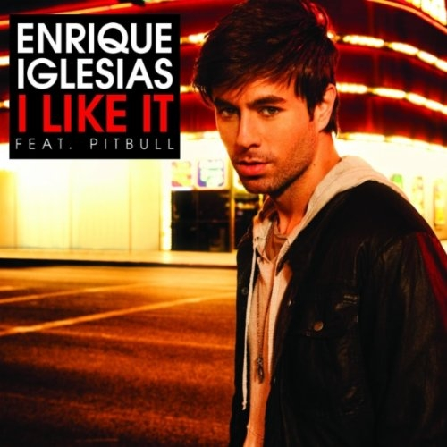 Enrique Iglesias I Like It Cover Art