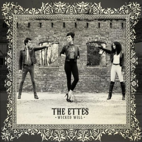 The Ettes Wicked Will cover art
