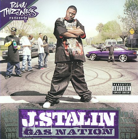 J. Stalin Gas Nation cover art