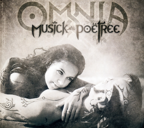 Omnia Musick and Poëtree Cover Art
