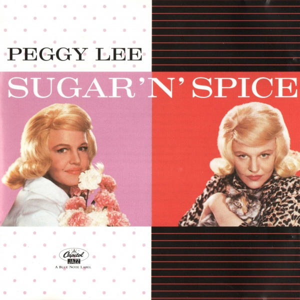Peggy Lee Sugar 'n' Spice cover art