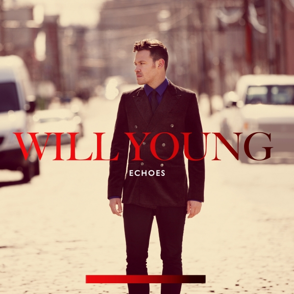 Will Young Echoes Cover Art