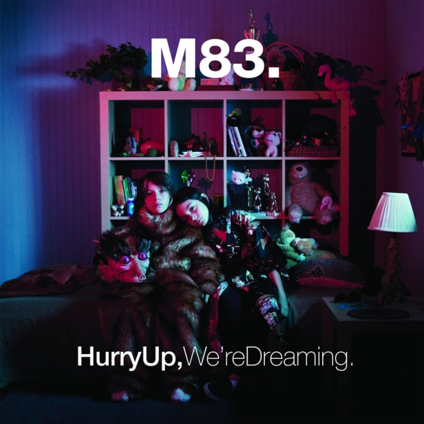 M83 Hurry Up, We're Dreaming cover art