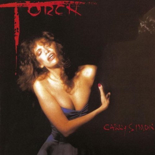 Carly Simon Torch cover art