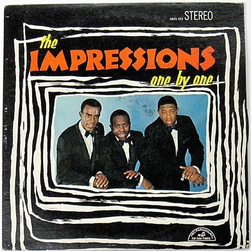 The Impressions One By One cover art