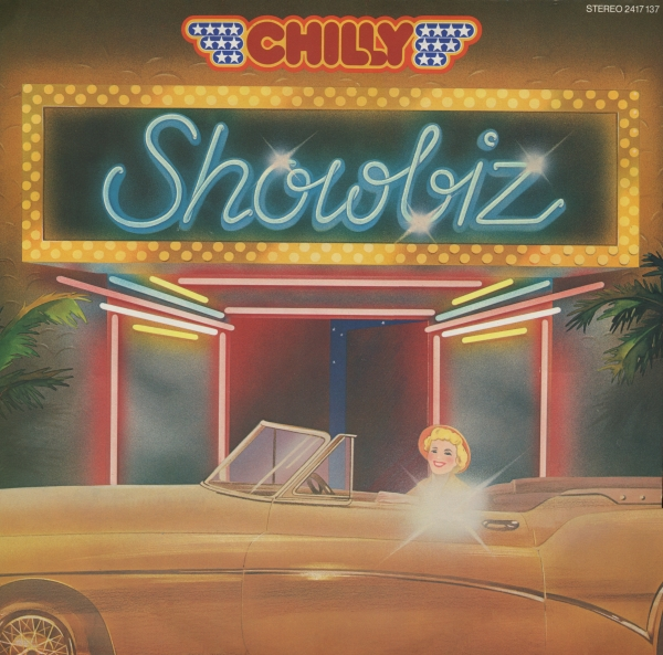 Chilly Showbiz Cover Art