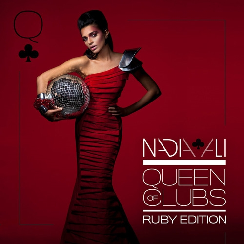 Nadia Ali Queen of Clubs Trilogy: Ruby Edition Cover Art