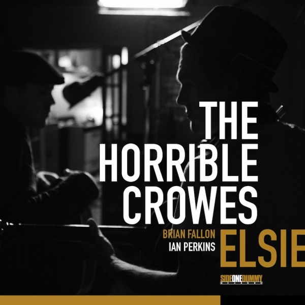 The Horrible Crowes Elsie cover art