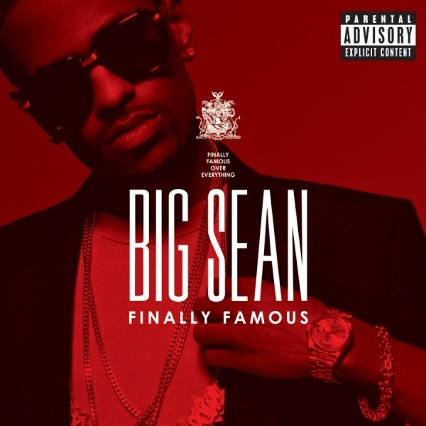 Big Sean Finally Famous Cover Art