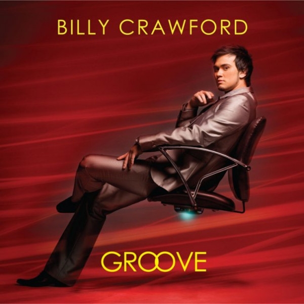 Billy Crawford Groove cover art