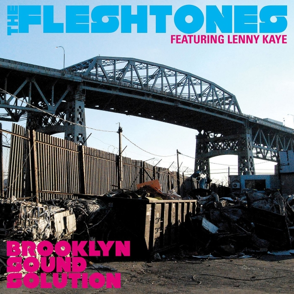 The Fleshtones Brooklyn Sound Solution Cover Art