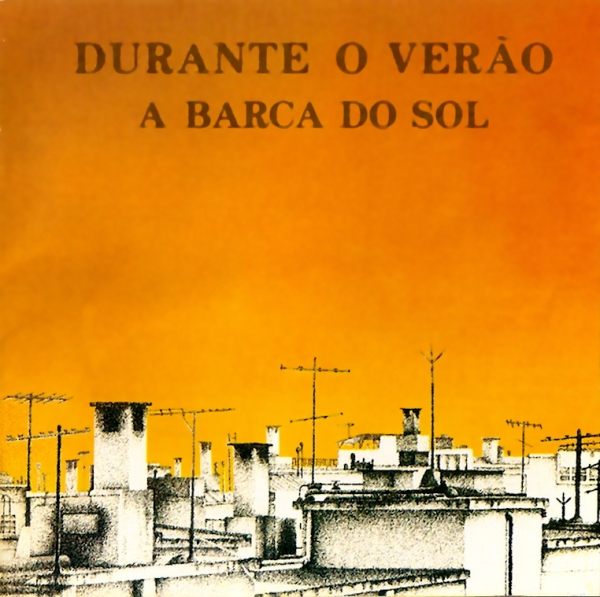 A barca do sol Durante o verão Cover Art