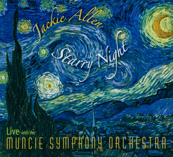 Jackie Allen Starry Night Cover Art