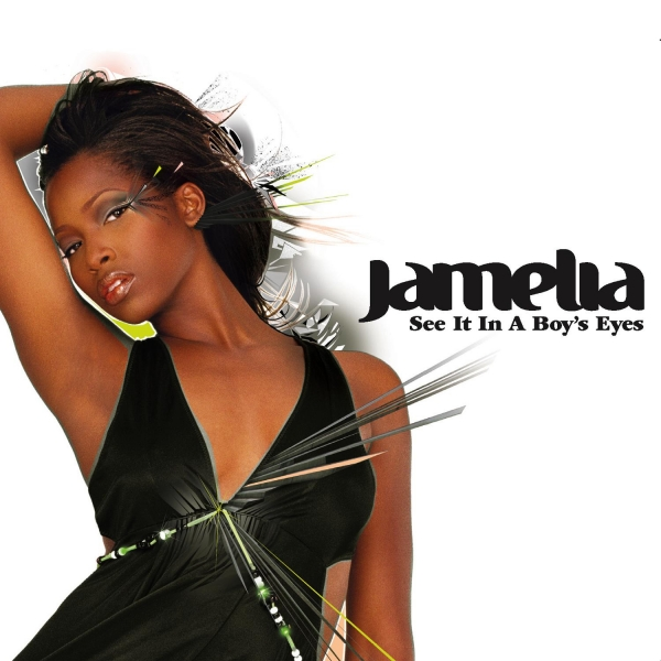Jamelia See It in a Boy's Eyes Cover Art