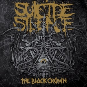Suicide Silence The Black Crown cover art
