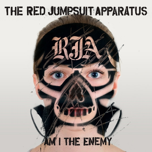 The Red Jumpsuit Apparatus Am I the Enemy cover art