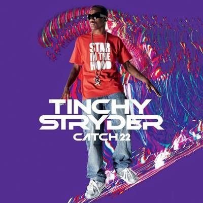 Tinchy Stryder Catch 22 Cover Art