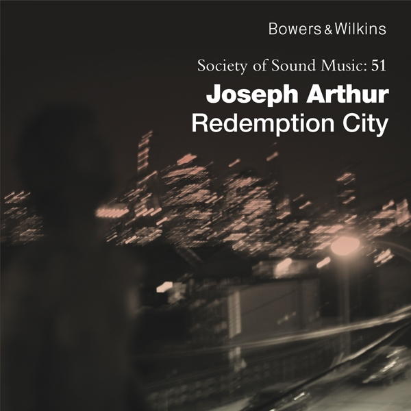 Joseph Arthur Redemption City cover art