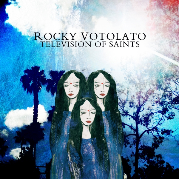 Rocky Votolato Television of Saints cover art