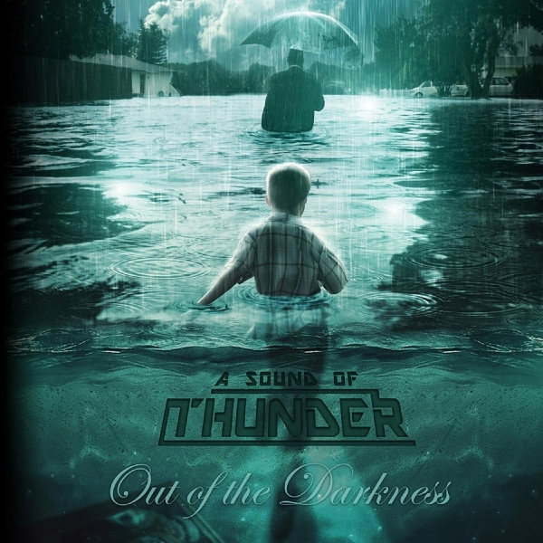 A Sound of Thunder Out of the Darkness Cover Art
