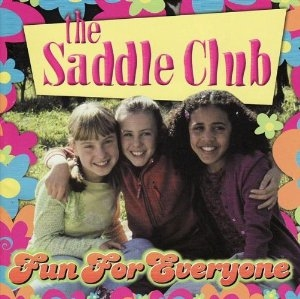 The Saddle Club Fun For Everyone cover art