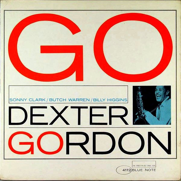 Dexter Gordon Go Cover Art