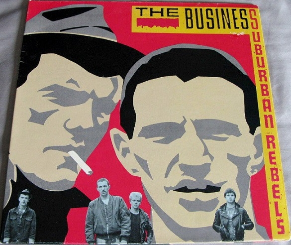 The Business Suburban Rebels cover art