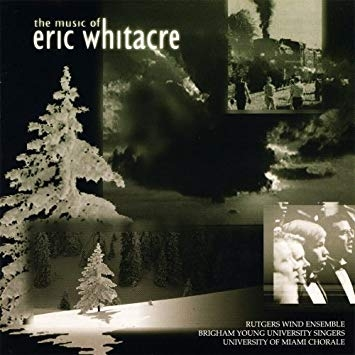Eric Whitacre The Music of Eric Whitacre cover art