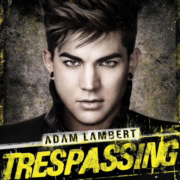 Adam Lambert Trespassing cover art