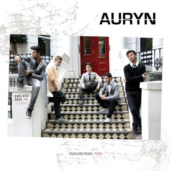 Auryn Endless Road 7058 cover art