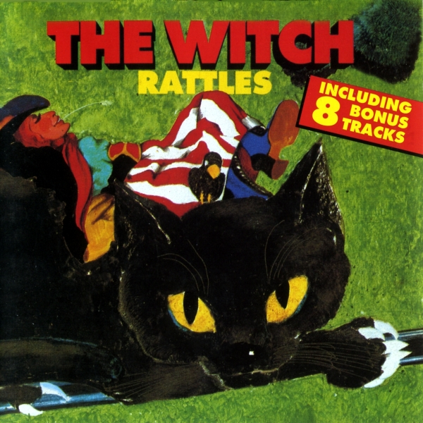 Rattles The Witch Cover Art
