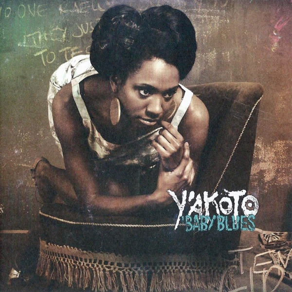 Y'akoto Babyblues cover art