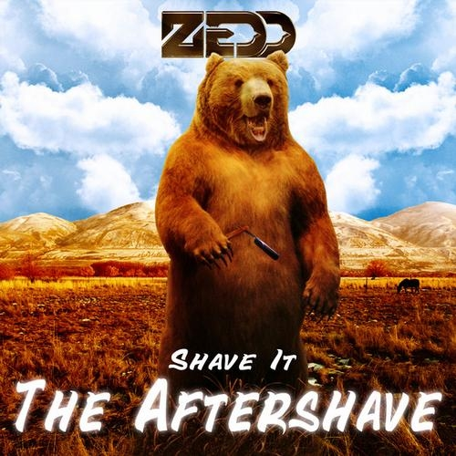 Zedd The Aftershave Cover Art
