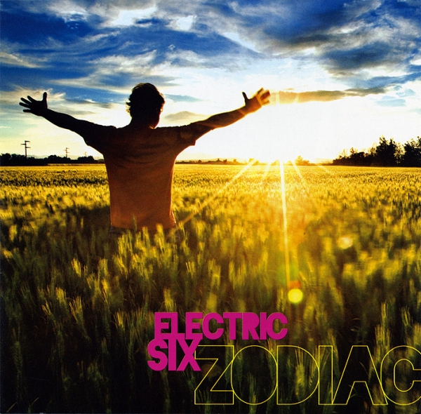 Electric Six Zodiac cover art