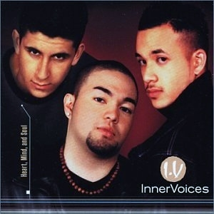 Innervoices Heart, Mind and Soul Cover Art