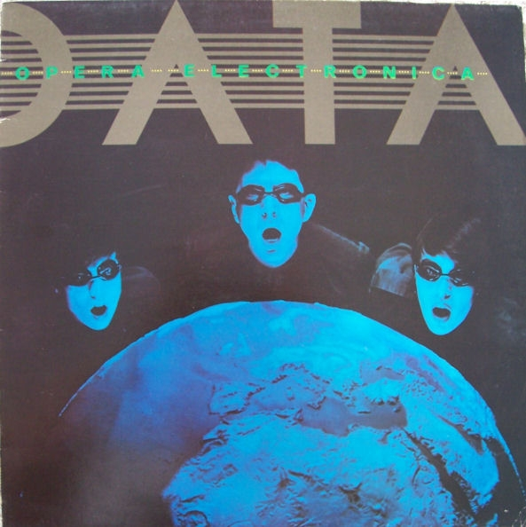 Data Opera Electronica cover art