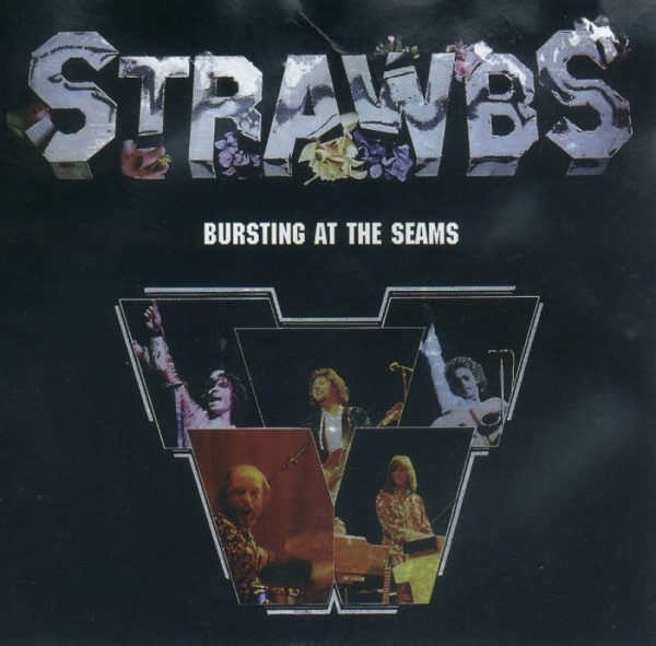 Strawbs Bursting at the Seams cover art