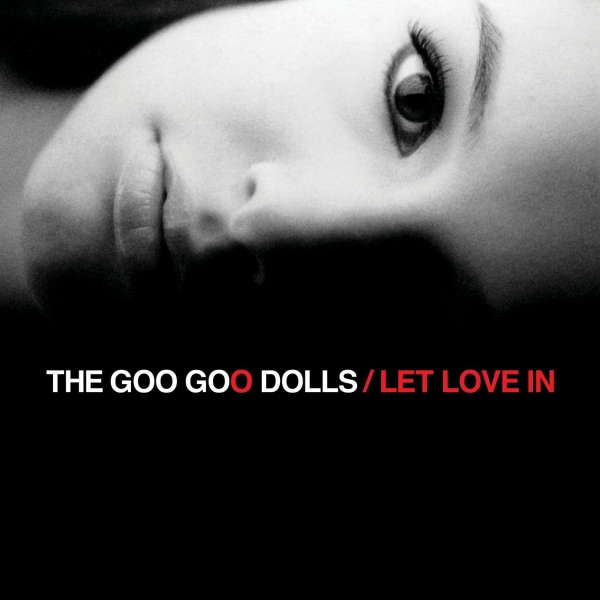 Goo Goo Dolls Let Love In cover art