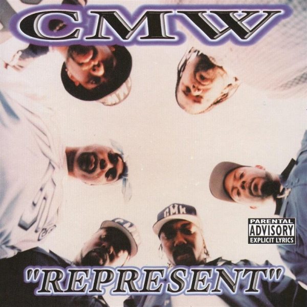 Compton's Most Wanted Represent cover art