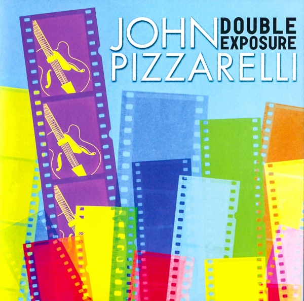 John Pizzarelli Double Exposure cover art