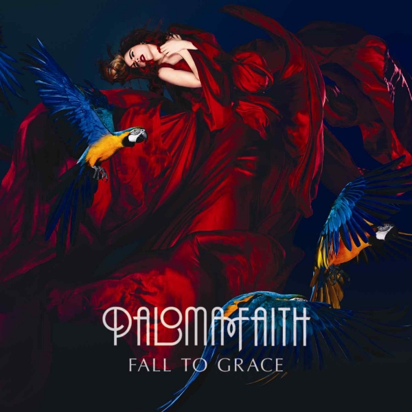 Paloma Faith Fall to Grace Cover Art
