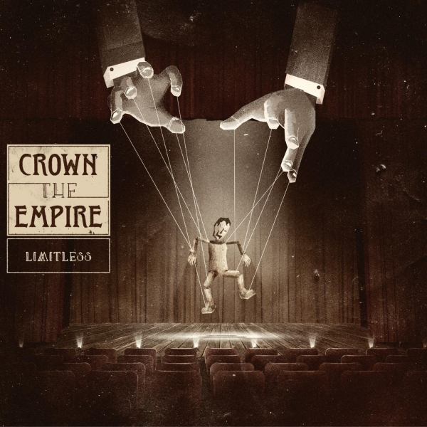 Crown the Empire Limitless cover art